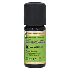 PRIMAVERA Zypresse kbA ätherisches Öl 10 Milliliter - Rechte Seite