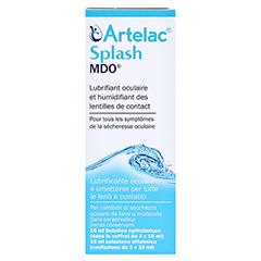 Artelac Splash MDO Augentropfen 2x15 Milliliter - Rückseite