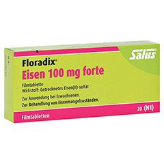 Floradix Eisen 100mg forte 20 Stück N1