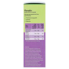 Floradix Eisen plus B Vitamine Kapseln 40 Stück - Rechte Seite