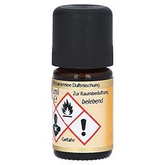 COSMIC Chi ätherisches Öl 5 Milliliter - Rückseite