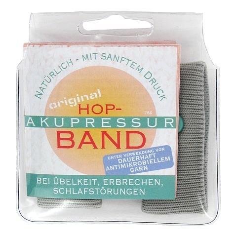 AKUPRESSUR BAND f.Erw. Hop 2 Stück