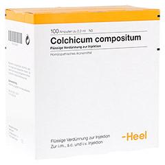 COLCHICUM COMPOSITUM Ampullen 100 Stück N3