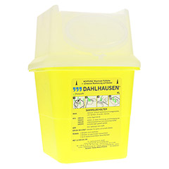SHARPSAFE Abwurfbehälter 4 l 1 Stück