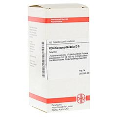 ROBINIA PSEUDACACIA D 6 Tabletten 200 Stück N2