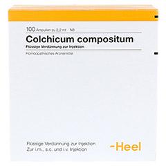 COLCHICUM COMPOSITUM Ampullen 100 Stück N3 - Vorderseite