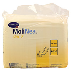 MOLINEA plus D Saugk.20x40 cm 50 Stück - Vorderseite
