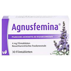 Agnusfemina 30 Stück N1 - Vorderseite