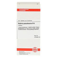 ROBINIA PSEUDACACIA D 6 Tabletten 200 Stück N2 - Vorderseite