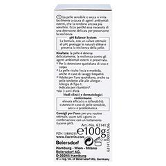 Eucerin pH5 Seifenfreies Waschstück empfindliche Haut 100 Gramm - Rechte Seite