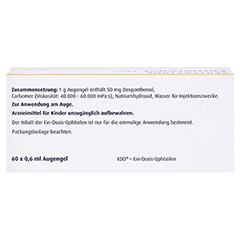 Corneregel EDO Augengel 120x0.6 Milliliter N3 - Oberseite