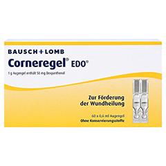 Corneregel EDO Augengel 120x0.6 Milliliter N3 - Vorderseite