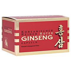 Koreanischer Reiner Roter Ginseng Kapseln 300mg 200 Stück
