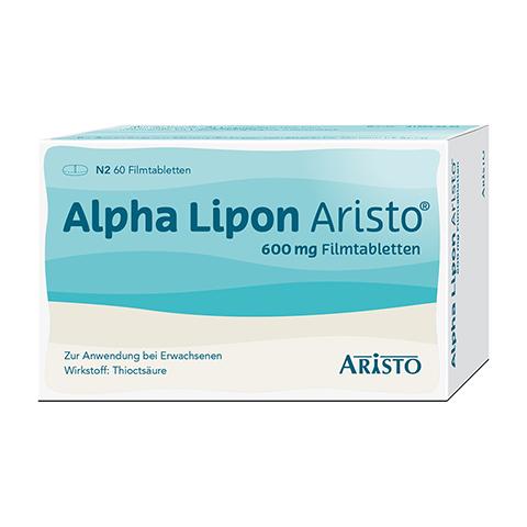 Alpha Lipon Aristo 600mg 60 Stück N2