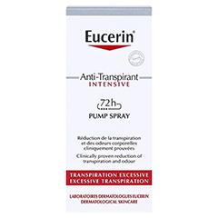 EUCERIN Deodorant Antitranspirant Spray 72h 30 Milliliter - Rückseite