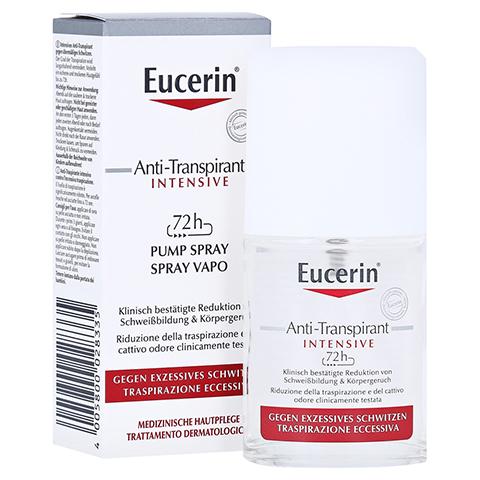 EUCERIN Deodorant Antitranspirant Spray 72h 30 Milliliter
