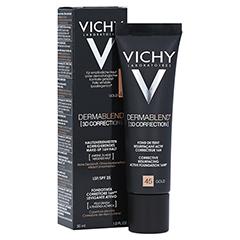 Vichy Dermablend 3D Correction Make-up Fluid Nr. 45 Gold 30 Milliliter