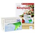 Gingium extra 240mg + gratis Hexal 32 Seiten Rätselspaß 80 Stück
