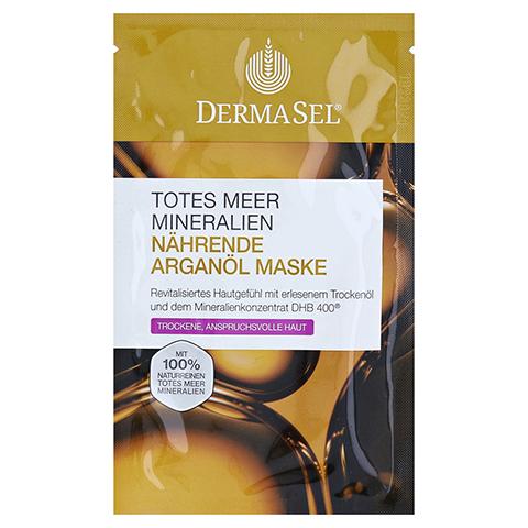 DERMASEL Maske Arganöl 12 Milliliter