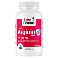 VASCORIN Arginin Plus Kapseln 120 Stück