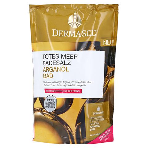 Dermasel Totes Meer Badesalz+Arganöl 1 Packung