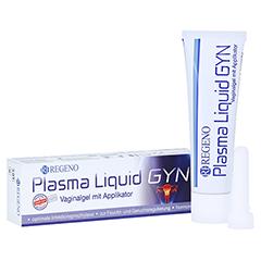 PLASMA LIQUID Gyn Vaginalgel+Applikator 30 Milliliter