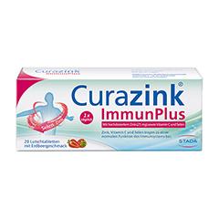 CURAZINK ImmunPlus Lutschtabletten 20 Stück