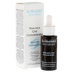 Dr. Schrammek Resvera Cell Concentrate 30 Milliliter