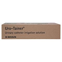 URO TAINER Chlorhexidin Lösung 10x100 Milliliter N2 - Rechte Seite