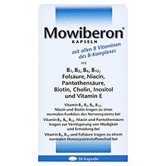 MOWIBERON Kapseln 50 Stück - Vorderseite