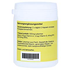 LEBERTRAN KAPSELN 500 mg 200 Stück - Rechte Seite