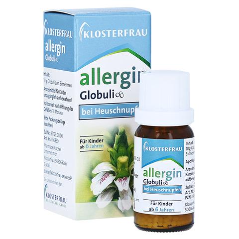 KLOSTERFRAU Allergin Globuli 10 Gramm