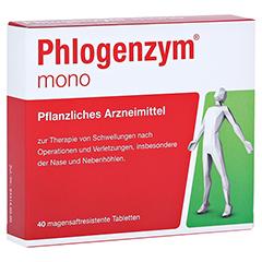 Phlogenzym mono Filmtabletten 40 Stück