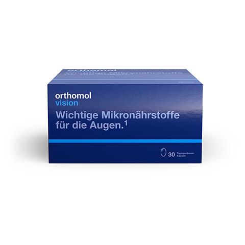 Orthomol Vision 30 Stück