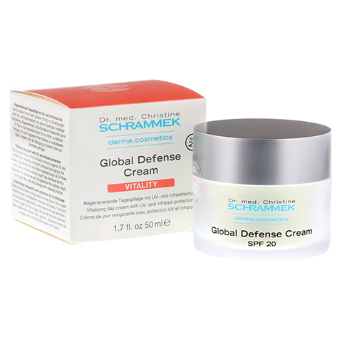 Dr. Schrammek Global Defense Cream 50 Milliliter