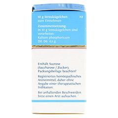 BIOCHEMIE DHU 5 Kalium phosphoricum D 6 Globuli 10 Gramm N1 - Linke Seite