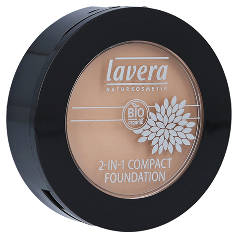 LAVERA 2in1 compact Foundation 01 ivory 10 Gramm