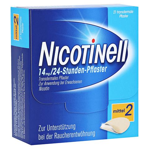 Nicotinell 14mg/24 Stunden 21 Stück