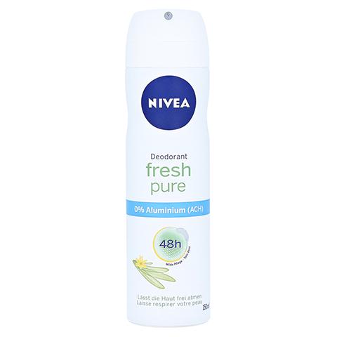 NIVEA DEO Spray fresh pure 150 Milliliter