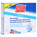 FITTYDENT super Haftcreme Test-Set 10g+4 Rein.Tab. 1 Packung