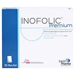 INOFOLIC Premium Pulver 30 Stück - Vorderseite