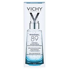 Vichy Minéral 89 Hyaluron-Boost Gesichtspflege 75 Milliliter - Vorderseite