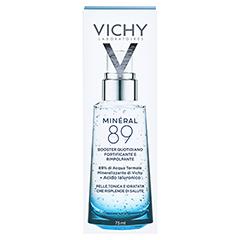 Vichy Minéral 89 Hyaluron-Boost Gesichtspflege 75 Milliliter - Rückseite