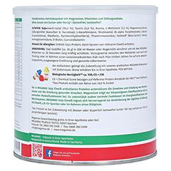 Megamax Soja Eiweiß Vanille Pulver 750 Gramm - Rechte Seite