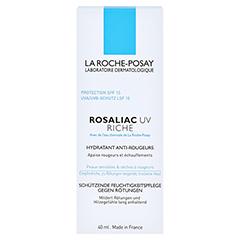 La Roche-Posay Rosaliac UV Riche 40 Milliliter - Vorderseite
