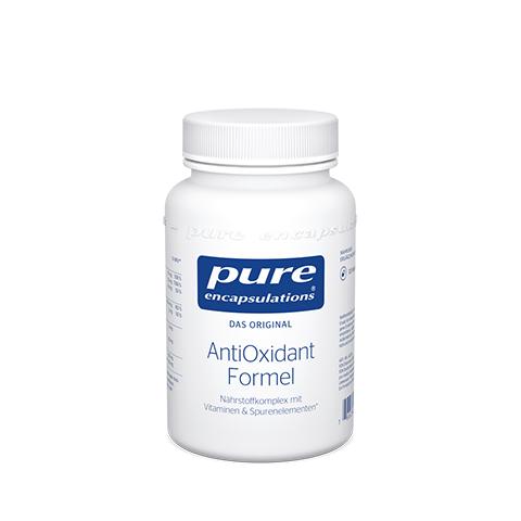 PURE ENCAPSULATIONS Antioxidant Formel Kapseln 120 Stück