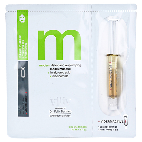 viliv m - modern detox and re-plumping mask 30 +18 Milliliter