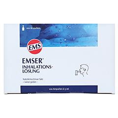 Emser Inhalationslösung 100 Stück - Oberseite