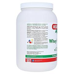WHEYPROTEIN lactosefrei Vanille Pulver 1200 Gramm - Rechte Seite