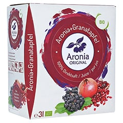 BIO Aronia + Granatapfel 100% Direktsaft 3 Liter